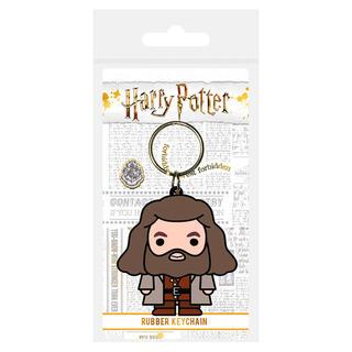 Llavero Rubber Hargrid Harry Potter