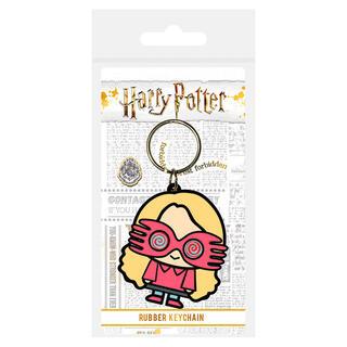 Llavero Rubber Luna Lovegood Harry Potter